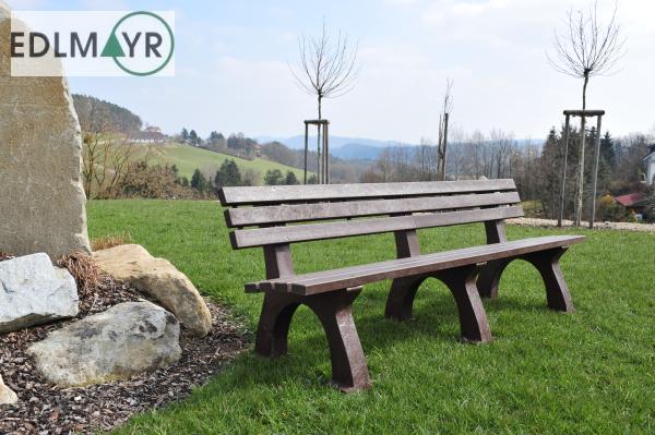 Gro E Bank Mit Tisch Aus Kunststoff Fa Edlmayr